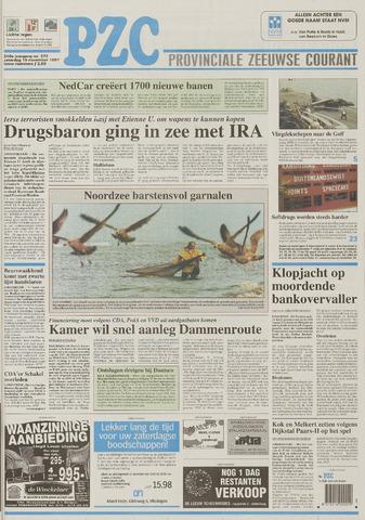 Provinciale Zeeuwse Courant 1997-11-15