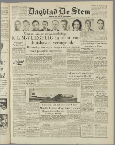 de Stem 1954-08-24