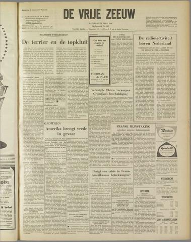 de Vrije Zeeuw 1958-04-19