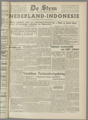 de Stem 1946-02-11