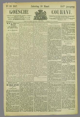 Goessche Courant 1917-03-10