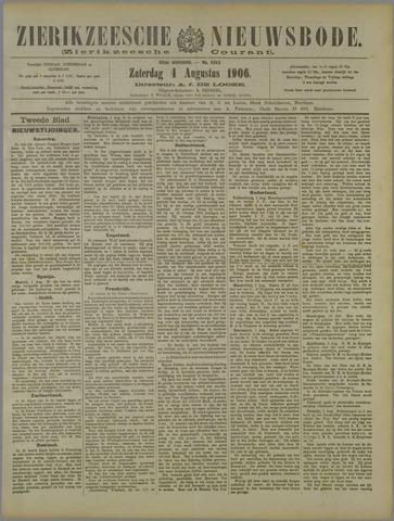 Zierikzeesche Nieuwsbode 1906-08-04