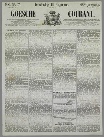 Goessche Courant 1881-08-18