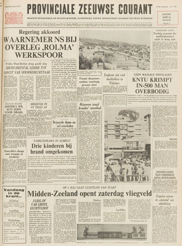 Provinciale Zeeuwse Courant 1970-06-08