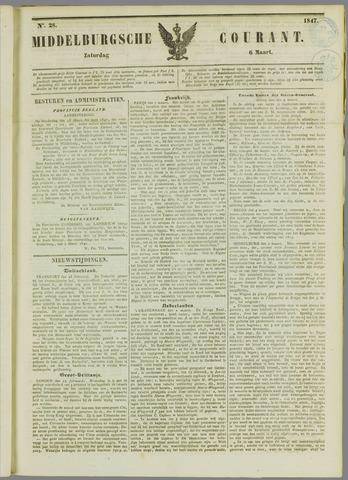 Middelburgsche Courant 1847-03-06