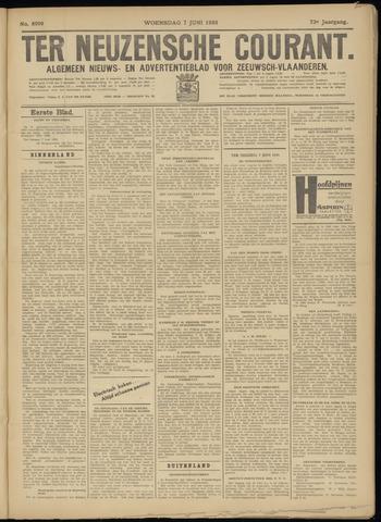 Ter Neuzensche Courant. Algemeen Nieuws- en Advertentieblad voor Zeeuwsch-Vlaanderen / Neuzensche Courant ... (idem) / (Algemeen) nieuws en advertentieblad voor Zeeuwsch-Vlaanderen 1933-06-07