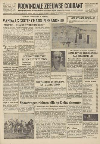 Provinciale Zeeuwse Courant 1960-06-10
