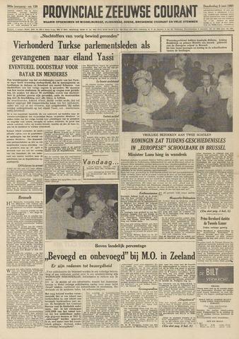 Provinciale Zeeuwse Courant 1960-06-02