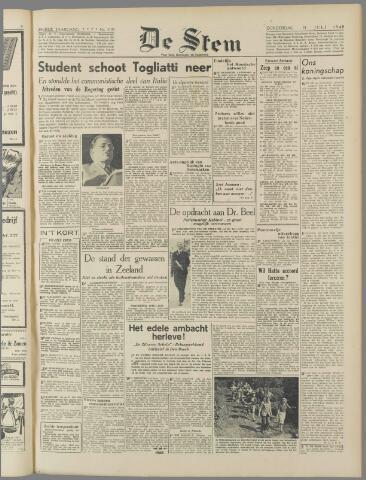 de Stem 1948-07-15