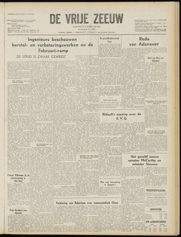 de Vrije Zeeuw 1954-02-24