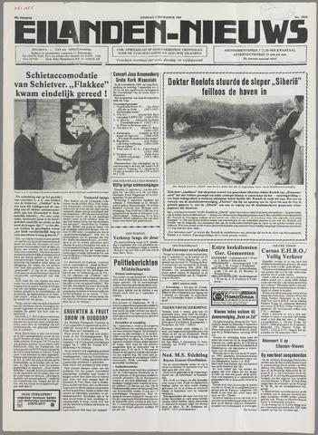 Eilanden-nieuws. Christelijk streekblad op gereformeerde grondslag 1985-09-03