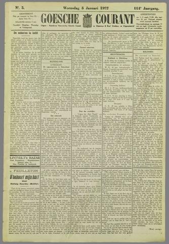 Goessche Courant 1927-01-05