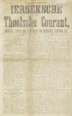 Ierseksche en Thoolsche Courant 1885-09-05