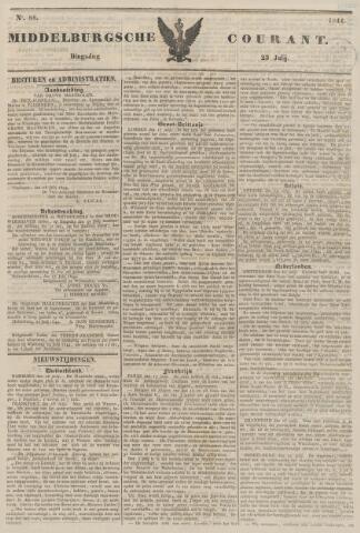 Middelburgsche Courant 1844-07-23