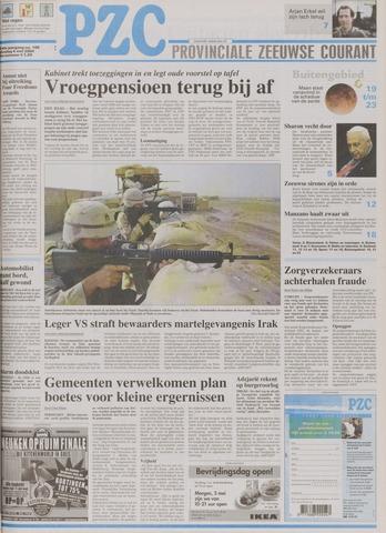 Provinciale Zeeuwse Courant 2004-05-04