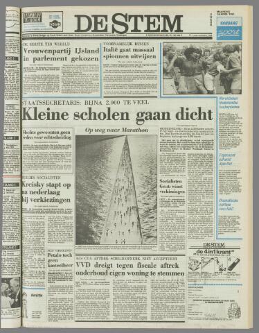 de Stem 1983-04-25