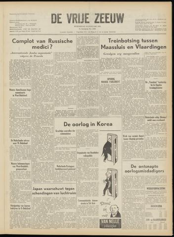 de Vrije Zeeuw 1953-01-14