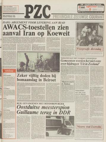 Provinciale Zeeuwse Courant 1981-10-02