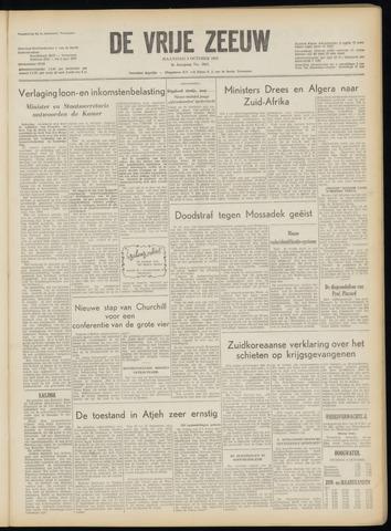 de Vrije Zeeuw 1953-10-05