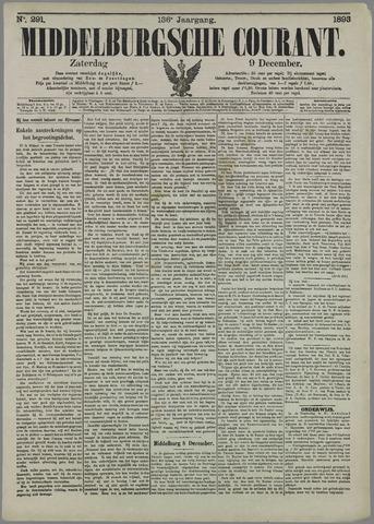 Middelburgsche Courant 1893-12-09