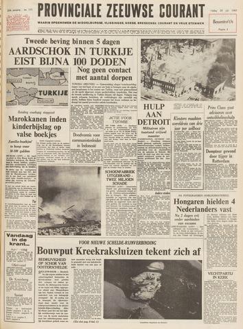 Provinciale Zeeuwse Courant 1967-07-28