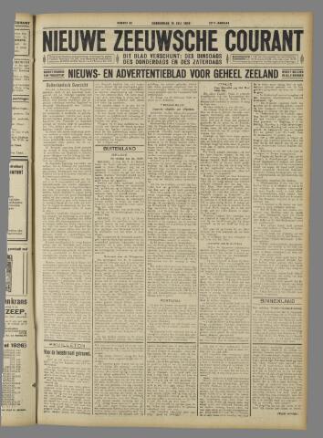 Nieuwe Zeeuwsche Courant 1926-07-15