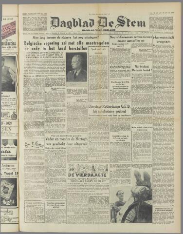 de Stem 1950-07-29