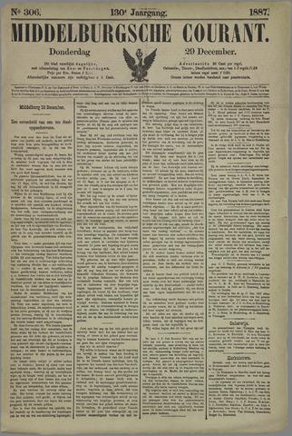 Middelburgsche Courant 1887-12-29