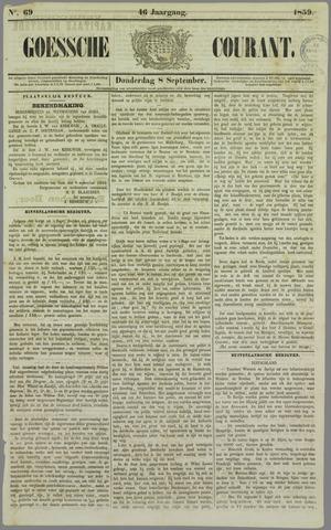 Goessche Courant 1859-09-08