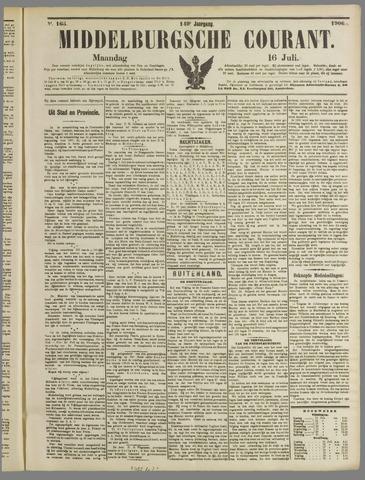 Middelburgsche Courant 1906-07-16