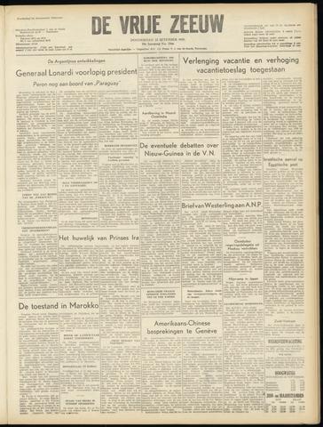de Vrije Zeeuw 1955-09-22