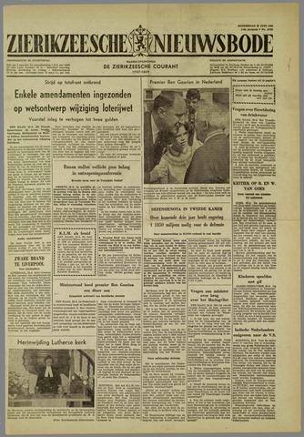 Zierikzeesche Nieuwsbode 1960-06-23