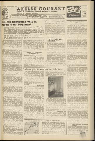 Axelsche Courant 1957-02-16