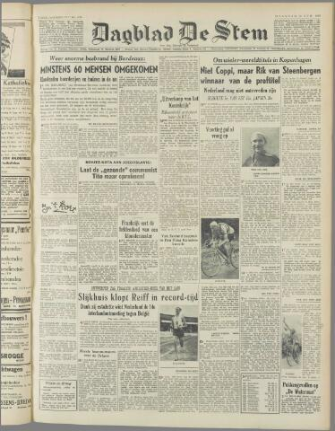 de Stem 1949-08-22