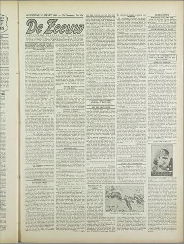 De Zeeuw. Christelijk-historisch nieuwsblad voor Zeeland 1943-03-10