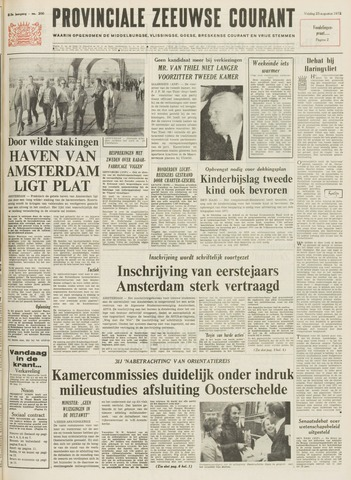 Provinciale Zeeuwse Courant 1972-08-25