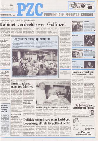 Provinciale Zeeuwse Courant 1990-12-13