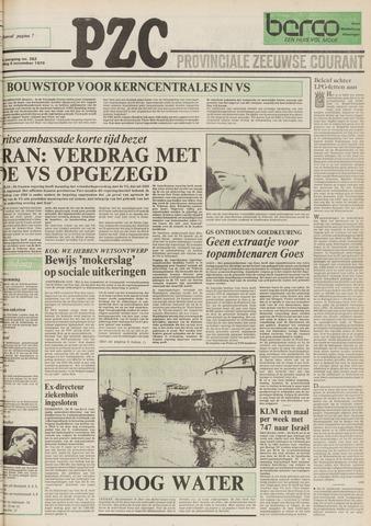 Provinciale Zeeuwse Courant 1979-11-06