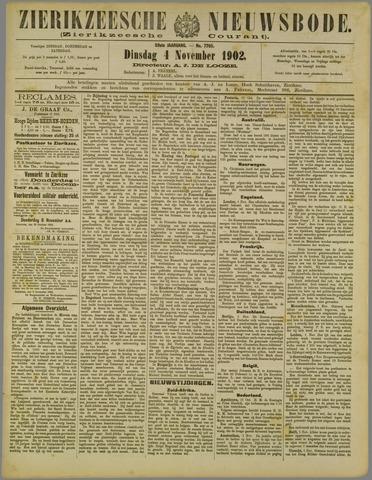 Zierikzeesche Nieuwsbode 1902-11-04