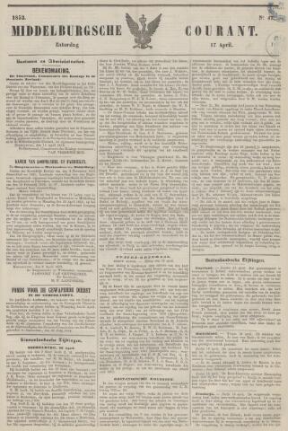 Middelburgsche Courant 1852-04-17