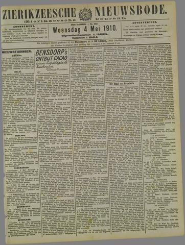 Zierikzeesche Nieuwsbode 1910-05-04