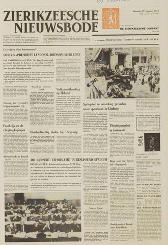 Zierikzeesche Nieuwsbode 1973-01-23