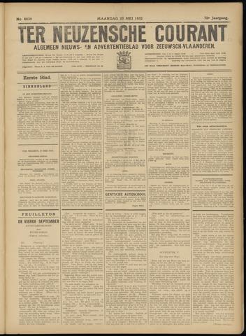 Ter Neuzensche Courant. Algemeen Nieuws- en Advertentieblad voor Zeeuwsch-Vlaanderen / Neuzensche Courant ... (idem) / (Algemeen) nieuws en advertentieblad voor Zeeuwsch-Vlaanderen 1932-05-23