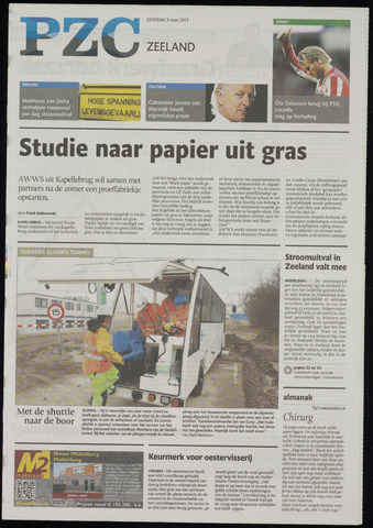 Provinciale Zeeuwse Courant 2013-03-02