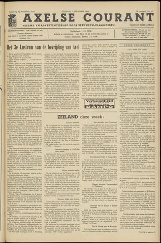 Axelsche Courant 1959-09-05