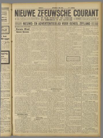 Nieuwe Zeeuwsche Courant 1925-05-02