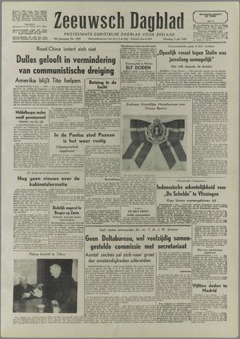 Zeeuwsch Dagblad 1956-07-03