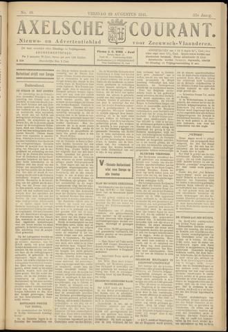 Axelsche Courant 1941-08-22