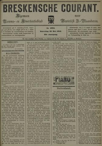 Breskensche Courant 1914-05-30