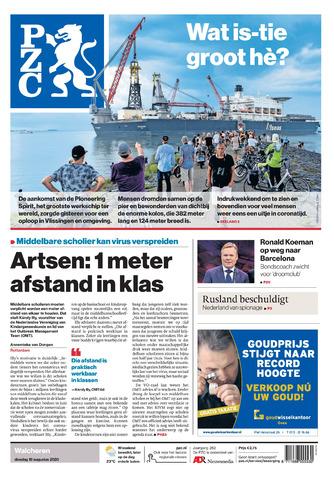 Provinciale Zeeuwse Courant 2020-08-18